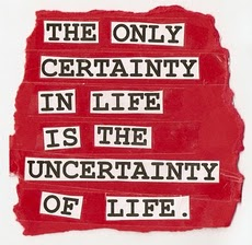 certaintyuncertainty